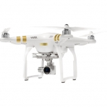 dji phantom 3 professional quadcopter with 4k camera and 3-axis gimbal (refurbished)