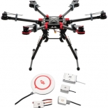 dji spreading wings s900 hexacopter with a2 flight control system