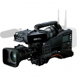 panasonic aj-px380 p2 hd avc-ultra camcorder  with ag-cvf15 color viewfinder and 17x fujinon zoom lens.1